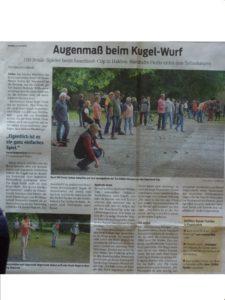 Pressebericht 26.09.16